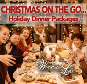 Christmas On The Go Holiday Dinner Packages